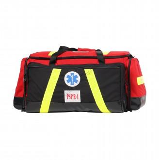 Zestaw ratowniczy PSP R1 w torbie (z zestawem masek krtaniowych I-GEL)