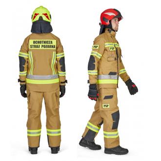 ROSENBAUER FIRE MAX SF (3-CZĘŚCIOWE)