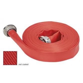 Wąż tłoczny W-75/20m ŁA OSW RED