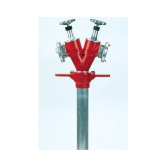 Stojak hydrantowy DN80 2x52