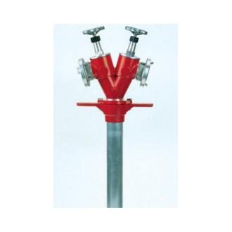 Stojak hydrantowy DN100 2x75