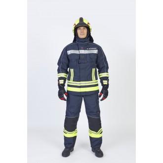 ROSENBAUER FIRE MAX 3 - TKANINA NOMEX NXT (GRANATOWY/ZŁOTY)