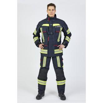ROSENBAUER FIRE FLEX (granatowy) NOMEX NXT (CNBOP)