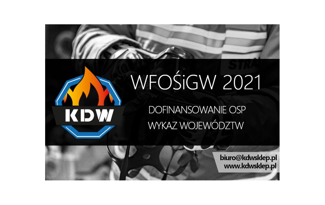 WFOŚiGW 2021